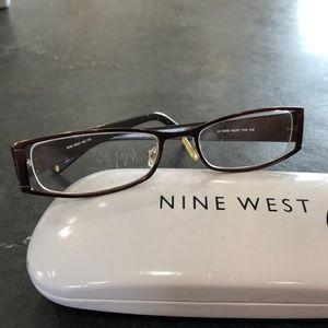 Nine West glasses